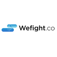 Logo large logo wefight